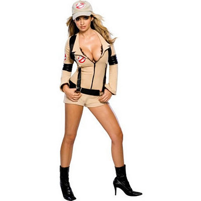 Sexy Ghostbusters Adult Womens Costume