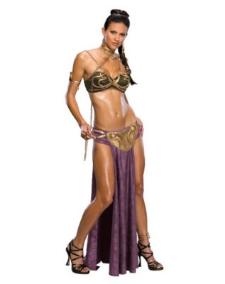 Sexy Princess Leia Adult Womens Costume