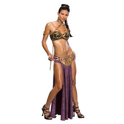 Sexy Princess Leia Adult Womens Costume