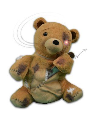 Deady Bear Animated Decoration