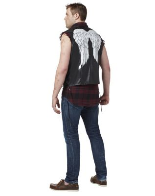 Walking Dead Daryl Dixon Adult Mens Vest
