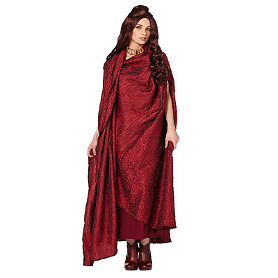 Game of Thrones Melisandre Cloak