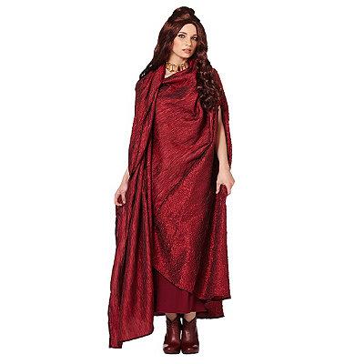 Game of Thrones Melisandre Cloak