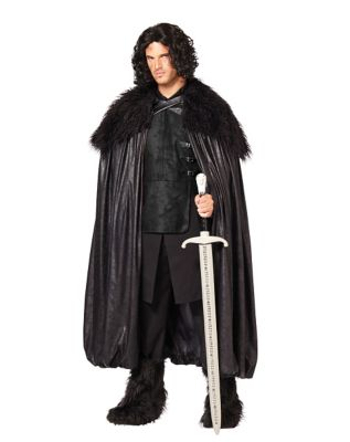 Game of Thrones Jon Snow Deluxe Cloak