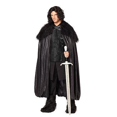 Game of Thrones Jon Snow Deluxe Cloak