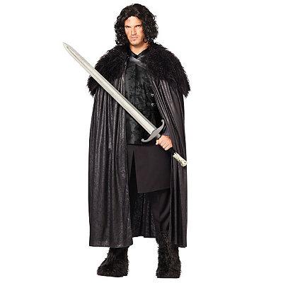 Game of Thrones Jon Snow Cloak