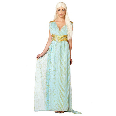 Game of Thrones Daenerys Qarth Womens Costume