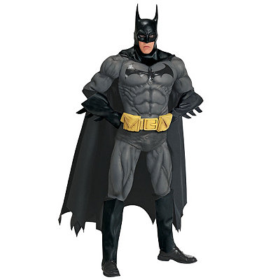 Batman Collectors Edition Adult Costume
