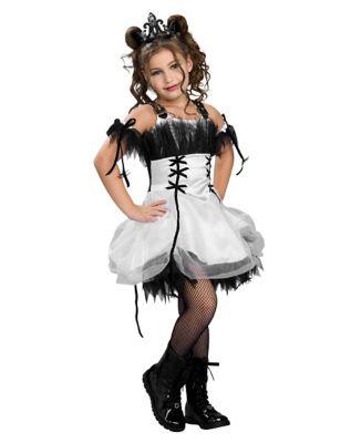 Gothic Ballerina Child Costume