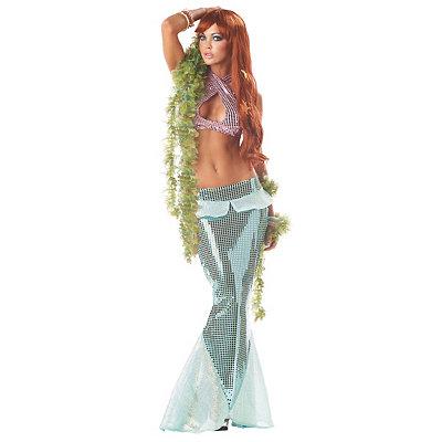Mesmerizing Mermaid Womens Costume