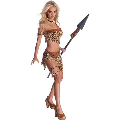 Jungle Jane Adult Womens Costume