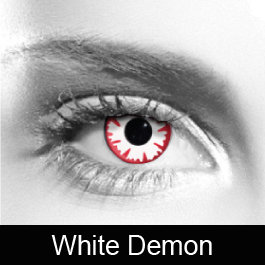 white Demon