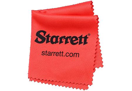 Starrett Microfiber Glass Wiper