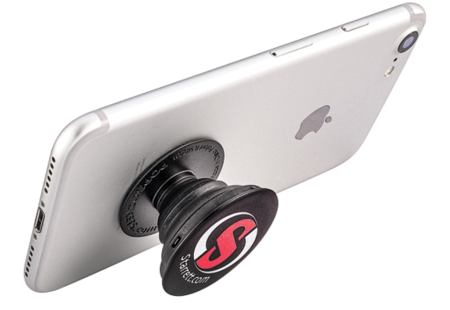 Popsocket Mobile Phone Device Holding Aid