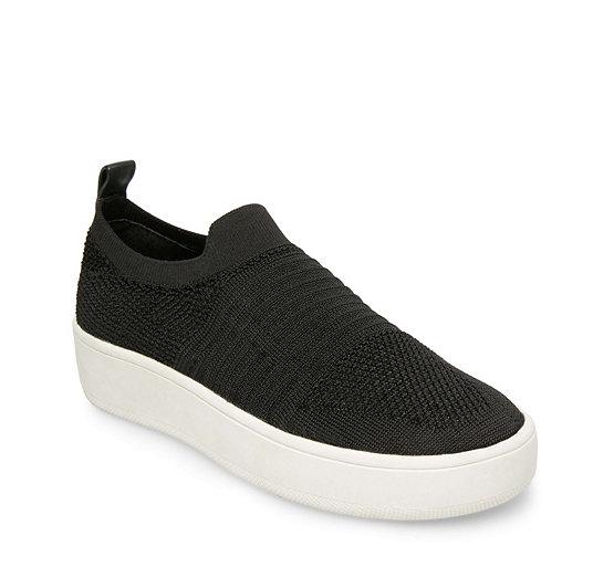Steve Madden Beale Stretch Knit Sneakers blyWDG3OU
