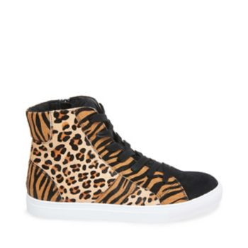 Stevemadden athletic bengal leopard side