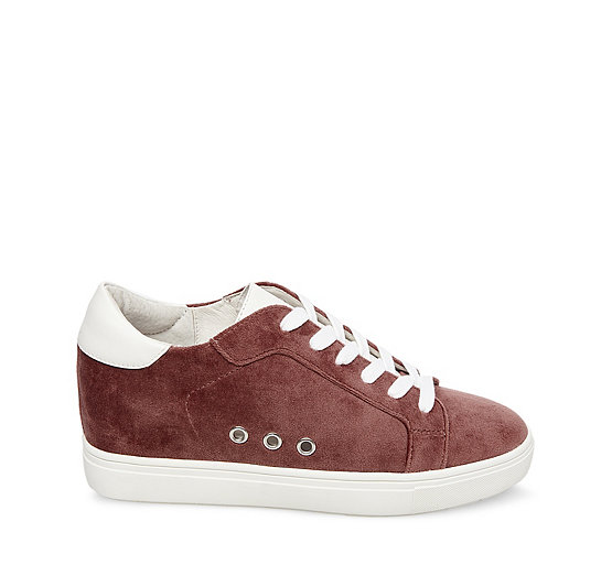 895d203bc89 Steve Madden Steal Velvet Sneakers cD3MGRw3i9 - alikeplaces.com