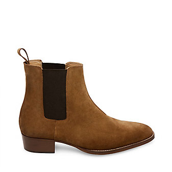 Perfect Steve Madden Scrooge Nubuck Boot Sale For Cheap Discounts Cheap Price Xz7Lufx