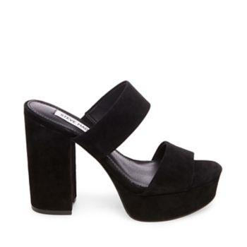 Chunky Heels Black odxaMI59