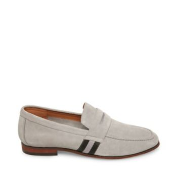 Suede upper material Leather lining Rubber sole .75 inch heel height