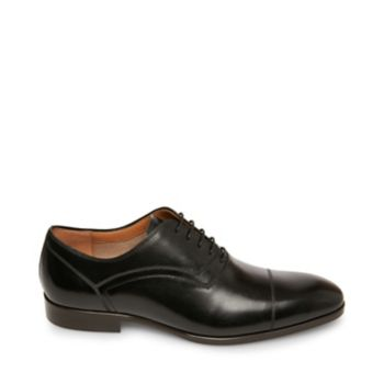 Leather upper material Leather and man-made lining Rubber sole 1.25 inch heel height