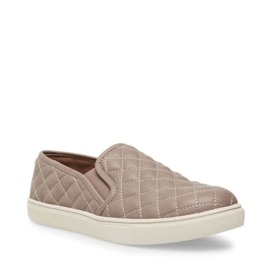 Ecentrcq Quilted Slip-On Sneakers