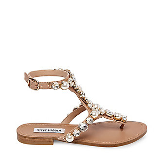 Steve Madden Bettina Golden Sandals for cheap sale online cheap sale pay with visa free shipping buy reliable WQ4xjoc