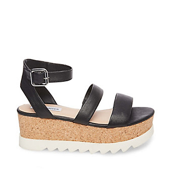 Rachel Platform Sandal in Blush. - size 9 (also in 10,6) Steve Madden