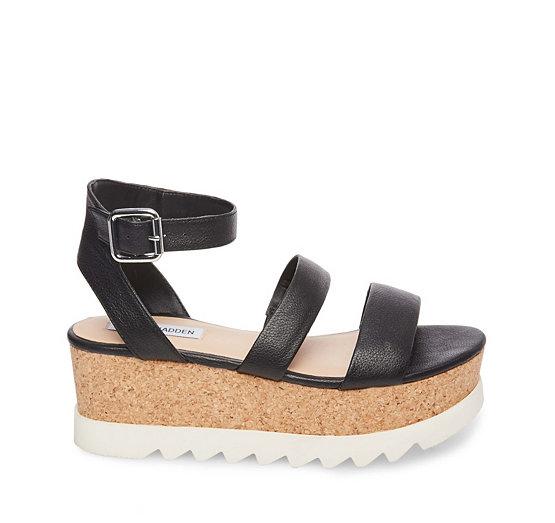 Steve Madden Women's Recover Flatform Sandals 91JznXo4J3