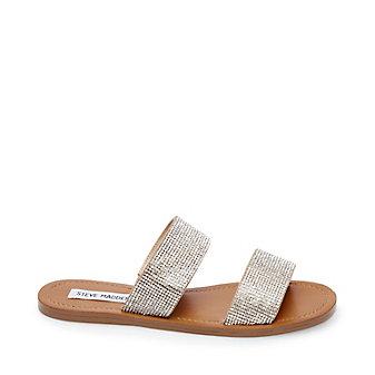 Steve Madden Rock Rhinestone Sandals xgTtL