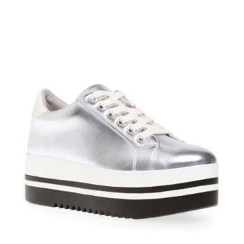 Stevemadden sneakers alley silver