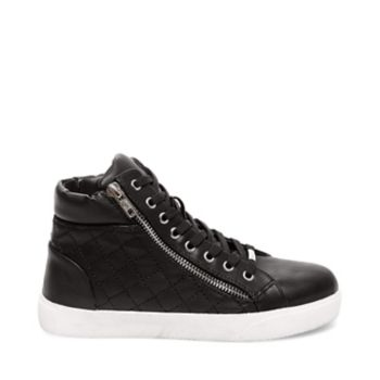 9cecab22c6c UPC 889163455434 - Steve Madden Decaf Quilted Lace-Up Sneakers ...
