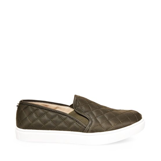 Steve Madden Ecntrcqt Quilted Nylon Sneakers