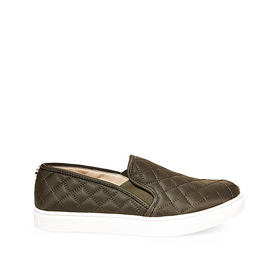 Steve Madden Ecntrcqt Quilted Nylon Sneakers YVrIbK2JFs