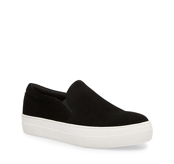 Steve Madden Gills-S Black Casual Sneakers buy cheap fashion Style g8YKD8