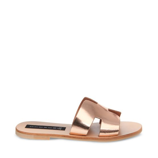 Steve Madden Steven by Steve Madden Greece Leather Sandals