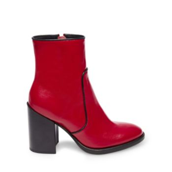 US-HUDSON RED LEATHER