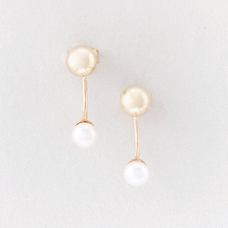 pearl-hook-earring by steven-alan