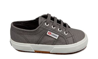 Superga 2750 jcot classic grey sage side