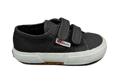 Superga 2750 jvel classic black side