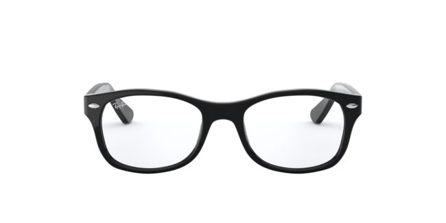 0b43be38e6 Ray-Ban Jr RY1528 Black Kids Eyeglasses