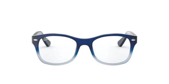 530125124ad Ray-Ban Jr RY1528 Blue Kids Eyeglasses
