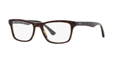 Buy Ray-Ban RX5279 Brown Eyeglasses