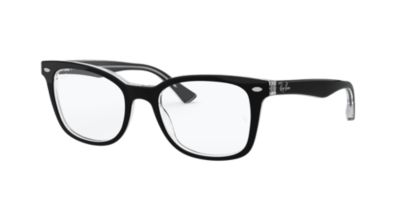 Ray-Ban RX5285 Black Prescription Eyeglasses