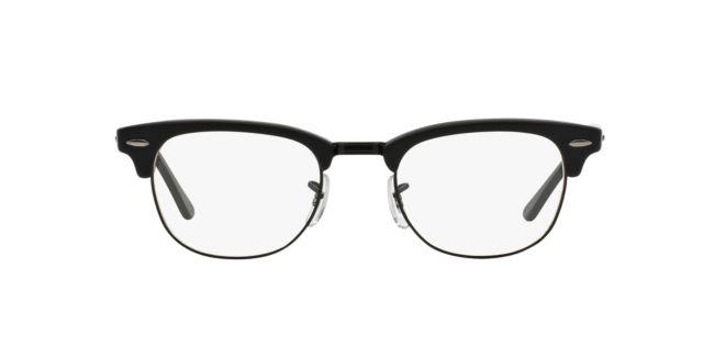 f5d26fe0aec75 RayBan RX5154 Black Mens Eyeglasses
