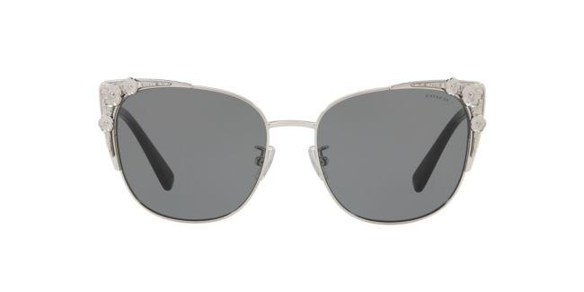 763ce2c790 Coach Silver 0HC7085 Sunglasses