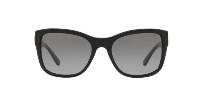 4a7e8ee5bc0eb Coach Black Grey Gradient 0HC8243 Sunglasses
