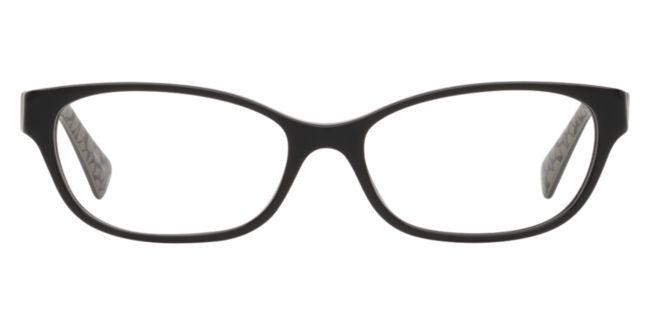Coach HC6061 Emma Women\'s Black Eyeglasses   Target Optical