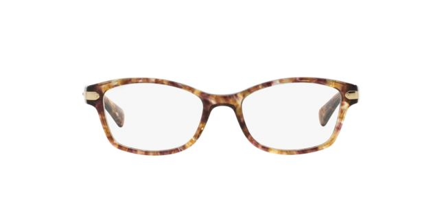 Coach Brown HC6065 Eyeglasses | TargetOptical.com