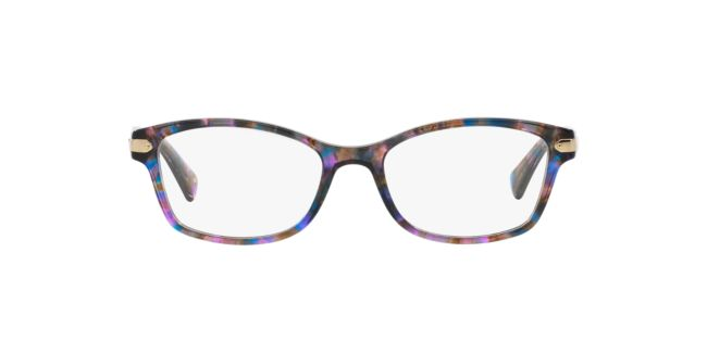 Coach Purple HC6065 Eyeglasses | TargetOptical.com